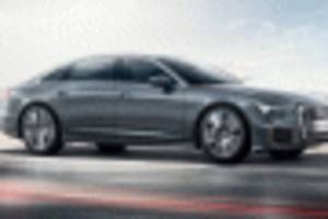 stretched audi a6 l debuts in china
