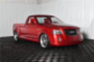 you can own, but not drive, the 2001 ford f-150 lightning concept