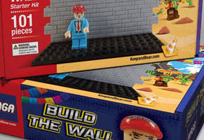 toy company selling build the wall lego styled toy stirs up some drama