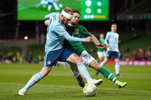 how liam boyce fared in northern ireland's draw with republic of ireland
