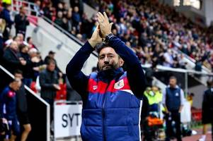 'it's make or break time for lee johnson at bristol city after horrible run'