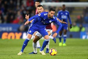levante still keen on re-signing leicester city's vicente iborra - reports