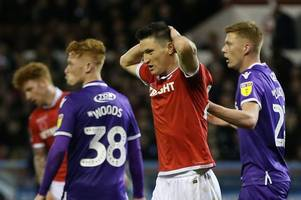 joe lolley hoping history does repeat itself, in one sense, as nottingham forest look ahead to hull