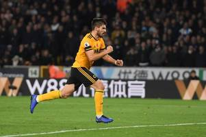 wolves transfer rumour: whopping ruben neves price tag deterring suitors