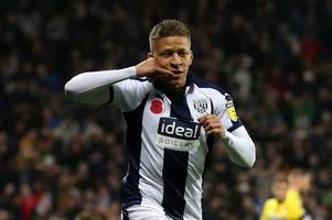 'nope' - the newcastle united view on dwight gayle that will surprise west brom fans