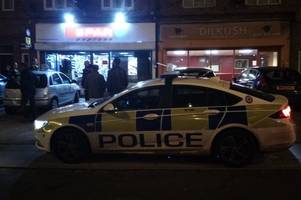 spar horror attack: gang chased terrified victim into queslett road shop and beat him up