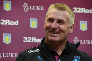 Aston Villa boss Dean Smith had this to say about Birmingham City ahead of the derby