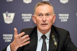 former birmingham city owner risks wrath of football fans with richard scudamore 'golden handshake' claim