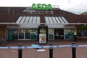 'my whole life changed in seconds' - victim of random asda stabbing left with 'lifelong reminder'