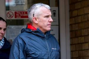 firefighter not guilty of death by dangerous driving after grandfather crushed