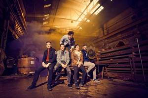 arkells channel righteous punk on 'hand me downs'