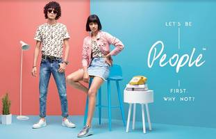 aditya birla fashion and retail's fast fashion brand 'people' launches its unique campaign '#letsbepeoplefirst'