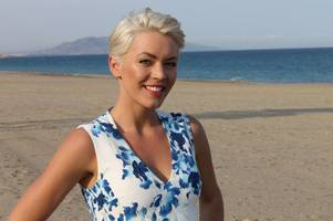scots tv host danni menzies reveals mexico terror after gang tried to bundle her into a car