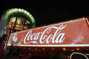 why these welsh councils decided not to ban the coca-cola christmas truck despite obesity worries