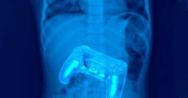 an edible controller moves gaming from the screen to your gut