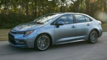 2020 toyota corolla shames luxury sedans with standard safety suite