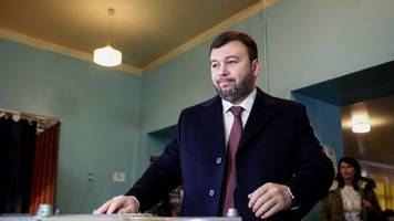 Moscow Claims 'Sham' Donbas Election Stems Chaos it Sowed