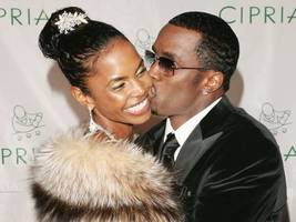 kim porter – model and ex-partner to rapper diddy – dies