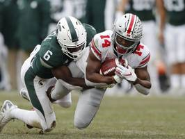spartans to be big challenge for huskers' prolific offense