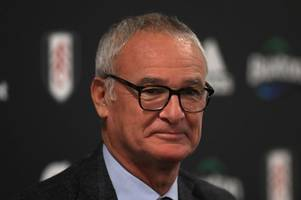 claudio ranieri transcript: sorting the defence, togetherness and a mcdonald's trip for fulham