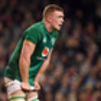 all blacks v ireland: another injury blow for ireland on eve of blockbuster test
