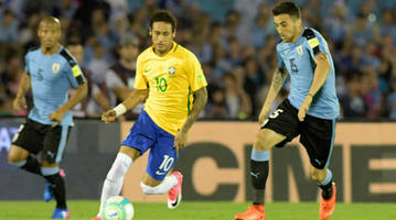 How to Watch Brazil vs. Uruguay: Live Stream, TV Channel, Time