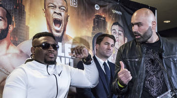 how to watch jarrell miller vs. bogdan dinu: live stream, start time, preview