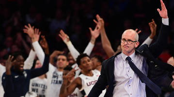 In Front of a Thunderous MSG Crowd, UConn Proves Just How Much Difference a Year Can Make
