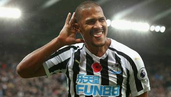 Salomon Rondon Moves Family to Tyneside and Drops Hint About Potential Future at Newcastle