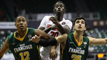 usf men's basketball cancels game vs. arizona state as air quality deteriorates due to wildfires