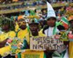 EXTRA TIME: How Africa reacted to Bafana and Super Eagles draw