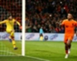 Lloris: France lucky to escape with 2-0 Netherlands defeat