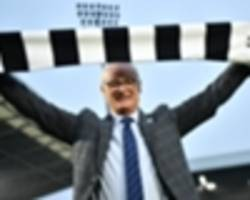 'pizza is not enough - they need mcdonald's!' - ranieri makes vow in bid to improve fulham defence