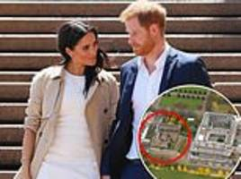 Harry and Meghan 'may leave their cottage at Kensington Palace for more space to raise their family'