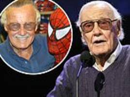stan lee laid to rest in private funeral as more memorials are in the works for themarvel mogul