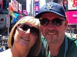 devastated wife slams firefighter cleared of death by driving
