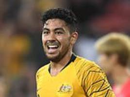 Australia 1-1 South Korea: Massimo Luongo strikes in stoppage-time to give Socceroos a draw