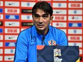 croatia boss zlatko dalic says he'll talk to dejan lovren over his comments made about sergio ramos