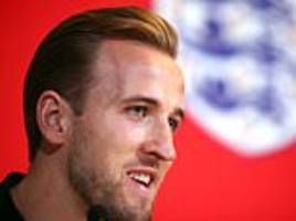 harry kane is targeting wayne rooney's england goalscoring record