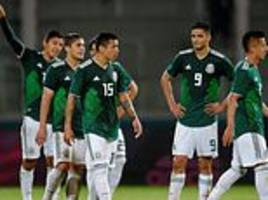 mexico interim coach ricardo ferretti demands improvement after they suffer fourth loss from five