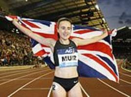 Scotland push to compete as independent athletics nation in GB break