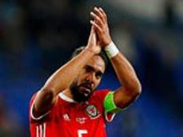 wales skipper ashley williams pleased with uefa nations league outings