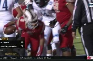 College Station Holds On   High School Scoreboard Live