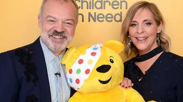 children in need: record-breaking year for charity extravaganza
