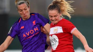 Bristol City beat out-of-form Liverpool in WSL