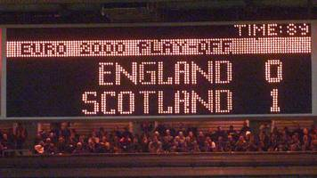 Can you name the Scotland side that won at Wembley 19 years ago today?