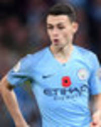 jadon sancho: man city star phil folden warned not to follow in youngsters' footsteps