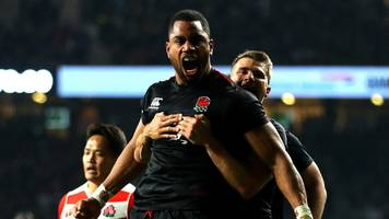 England fight back to beat spirited Japan
