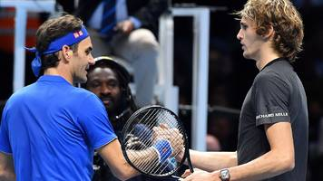 'i hope boy doesn't have sleepless night' - federer defends zverev and ball boy