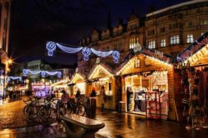 The most magical Christmas markets within an hour of Hull for 2018